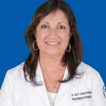 Ana V Cintron Rodriguez regenerative orthopedics